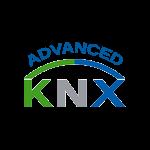Logotipo KNX Advanced png