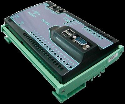 Imagen de la plataforma hardware multifunción RA100